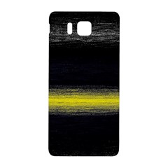Ombre Samsung Galaxy Alpha Hardshell Back Case by ValentinaDesign