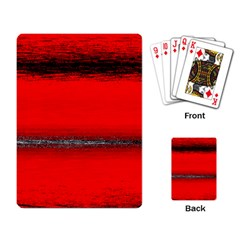 Ombre Playing Card by ValentinaDesign