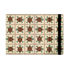 Native American Pattern Ipad Mini 2 Flip Cases by linceazul