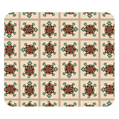 Native American Pattern Double Sided Flano Blanket (small)  by linceazul