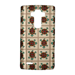 Native American Pattern Lg G4 Hardshell Case by linceazul