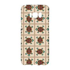 Native American Pattern Samsung Galaxy S8 Hardshell Case  by linceazul