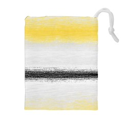 Ombre Drawstring Pouches (extra Large) by ValentinaDesign
