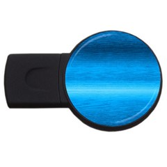 Ombre Usb Flash Drive Round (2 Gb) by ValentinaDesign