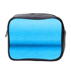 Ombre Mini Toiletries Bag 2 Side by ValentinaDesign