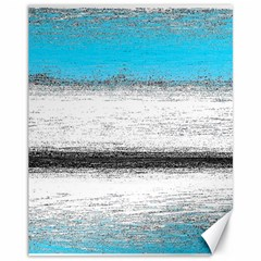 Ombre Canvas 11  X 14   by ValentinaDesign