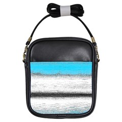Ombre Girls Sling Bags by ValentinaDesign