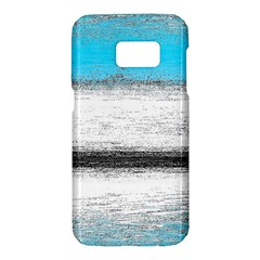 Ombre Samsung Galaxy S7 Hardshell Case  by ValentinaDesign