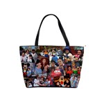 disney collage - Classic Shoulder Handbag
