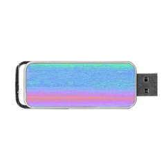 Ombre Portable Usb Flash (two Sides) by ValentinaDesign