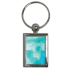 Ombre Key Chains (rectangle)  by ValentinaDesign