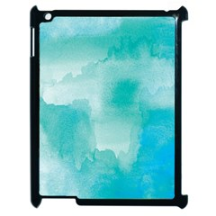 Ombre Apple Ipad 2 Case (black) by ValentinaDesign