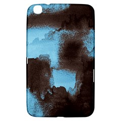 Ombre Samsung Galaxy Tab 3 (8 ) T3100 Hardshell Case  by ValentinaDesign