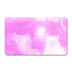 Ombre Magnet (rectangular) by ValentinaDesign