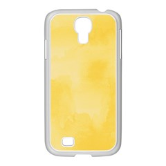 Ombre Samsung Galaxy S4 I9500/ I9505 Case (white) by ValentinaDesign