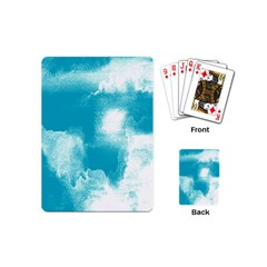 Ombre Playing Cards (mini)  by ValentinaDesign
