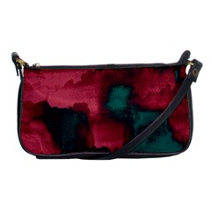 Ombre Shoulder Clutch Bags by ValentinaDesign