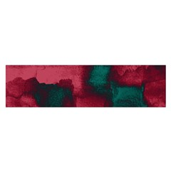 Ombre Satin Scarf (oblong) by ValentinaDesign
