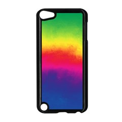 Ombre Apple Ipod Touch 5 Case (black) by ValentinaDesign