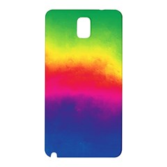 Ombre Samsung Galaxy Note 3 N9005 Hardshell Back Case by ValentinaDesign