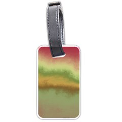Ombre Luggage Tags (two Sides) by ValentinaDesign