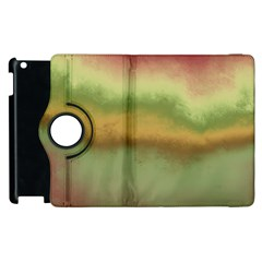 Ombre Apple Ipad 2 Flip 360 Case