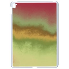 Ombre Apple Ipad Pro 9 7   White Seamless Case by ValentinaDesign