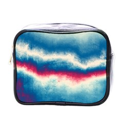 Ombre Mini Toiletries Bags by ValentinaDesign
