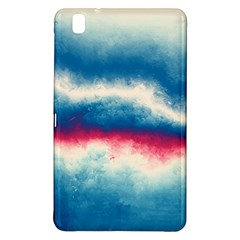Ombre Samsung Galaxy Tab Pro 8 4 Hardshell Case by ValentinaDesign