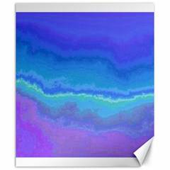 Ombre Canvas 20  X 24   by ValentinaDesign