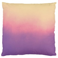 Ombre Large Cushion Case (one Side) by ValentinaDesign