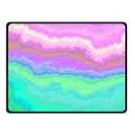Ombre Fleece Blanket (Small) 50 x40 Blanket Front