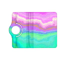 Ombre Kindle Fire Hd (2013) Flip 360 Case by ValentinaDesign