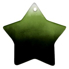 Ombre Ornament (star) by ValentinaDesign