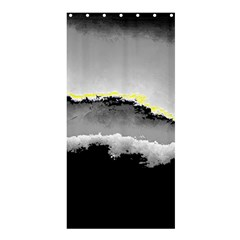 Ombre Shower Curtain 36  X 72  (stall)  by ValentinaDesign