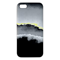 Ombre Apple Iphone 5 Premium Hardshell Case by ValentinaDesign