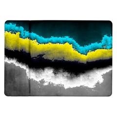 Ombre Samsung Galaxy Tab 10 1  P7500 Flip Case by ValentinaDesign