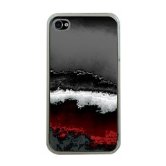 Ombre Apple Iphone 4 Case (clear) by ValentinaDesign