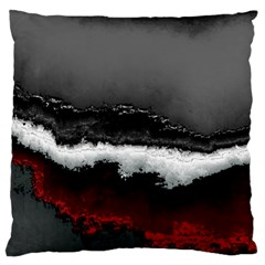 Ombre Large Cushion Case (two Sides) by ValentinaDesign