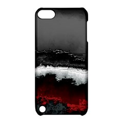 Ombre Apple Ipod Touch 5 Hardshell Case With Stand by ValentinaDesign