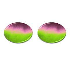 Ombre Cufflinks (oval) by ValentinaDesign