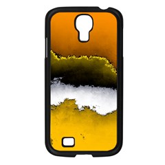 Ombre Samsung Galaxy S4 I9500/ I9505 Case (black) by ValentinaDesign
