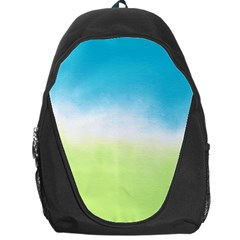 Ombre Backpack Bag by ValentinaDesign
