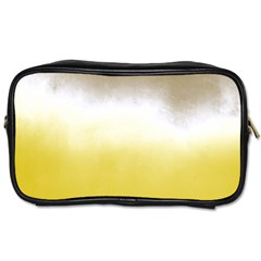 Ombre Toiletries Bags 2 Side by ValentinaDesign