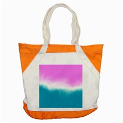 Ombre Accent Tote Bag by ValentinaDesign