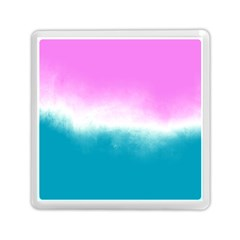 Ombre Memory Card Reader (square)  by ValentinaDesign