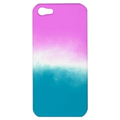 Ombre Apple Iphone 5 Hardshell Case by ValentinaDesign