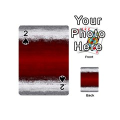 Ombre Playing Cards 54 (mini)  by ValentinaDesign