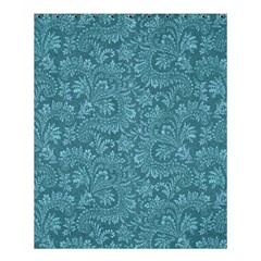 Floral Pattern Shower Curtain 60  X 72  (medium)  by ValentinaDesign