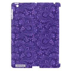 Floral Pattern Apple Ipad 3/4 Hardshell Case (compatible With Smart Cover) by ValentinaDesign